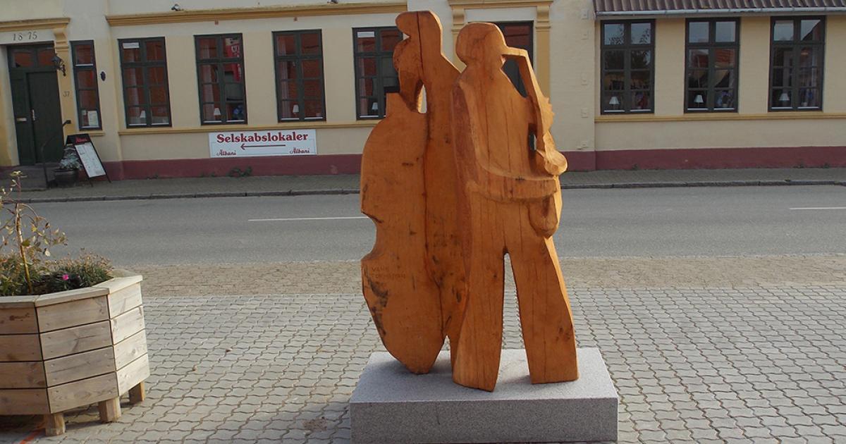 """Canadian musicians"" in Denmark"