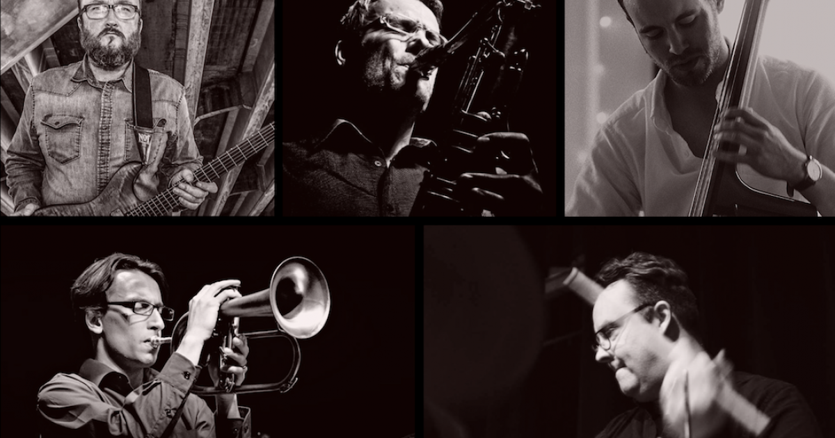 Link to The Calgary Jazz Composers Collective, Vol. 2