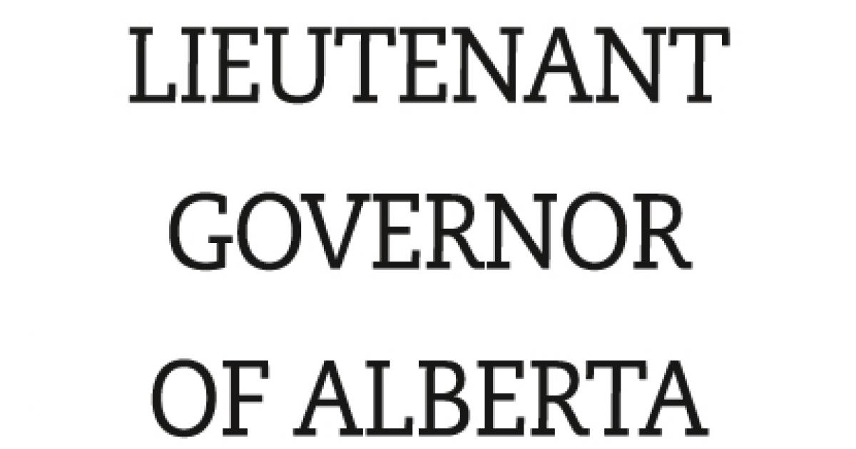 Nominate an outstanding artist for 2019 Lieutenant Governor of Alberta Distinguished Artist  Award