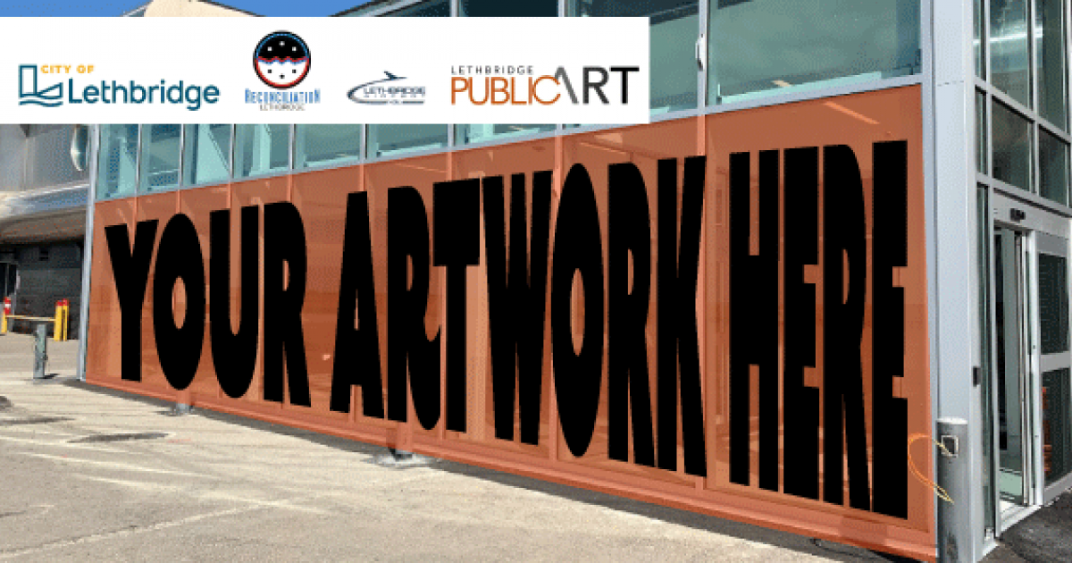 Link to Call for Artist Expressions of Interest – YQL Airport Land Acknowledgement and Territory Welcome