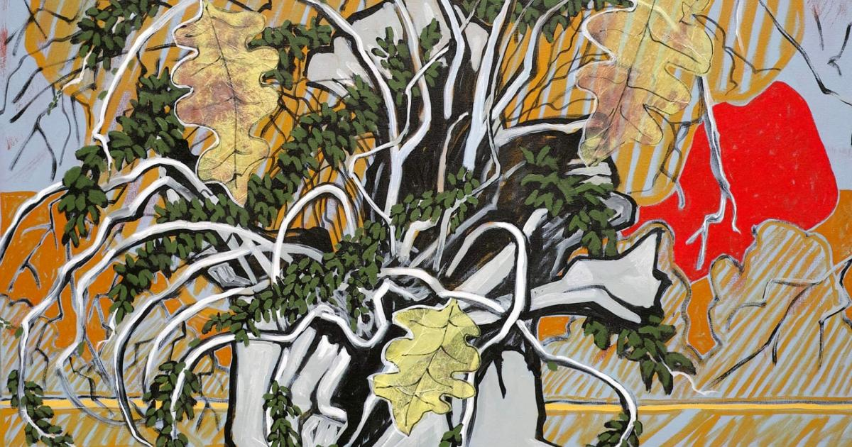 "Link to Exhibition | ""My Name Is Not Tree"" at the Leighton Art Centre Main Gallery"
