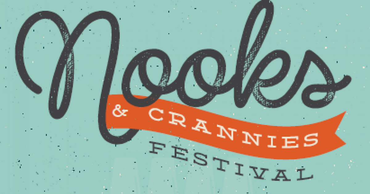 Link to Call to Artists | Nooks & Crannies Outdoor Art Festival