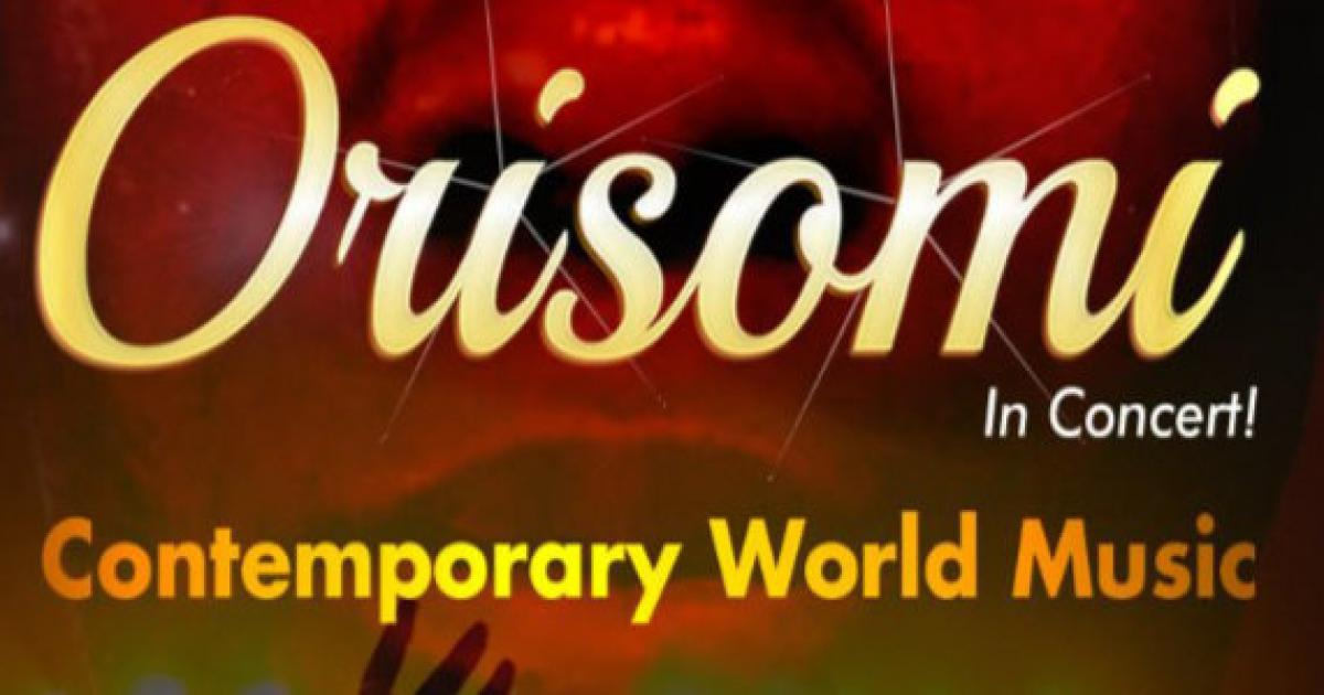 Link to ORISOMI in Concert | Contemporary World Music