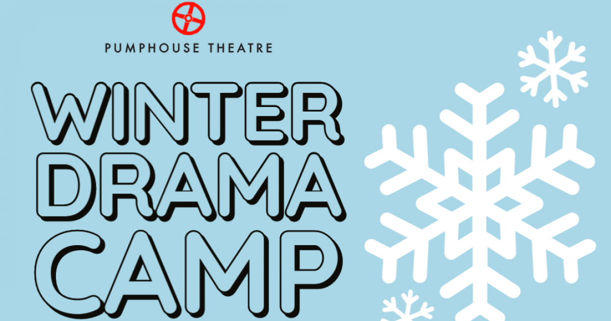 Link to Pumphouse Theatre Winter Drama Day Camp