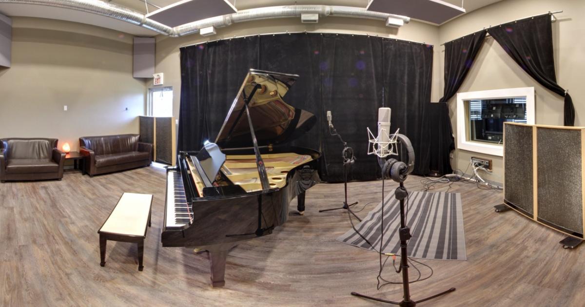 Non-Profit Recording Arts Centre in St. Albert - 50% Off New Memberships
