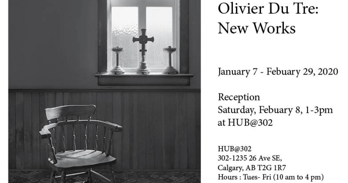 Link to Exhibition | Olivier Du Tre: New Works
