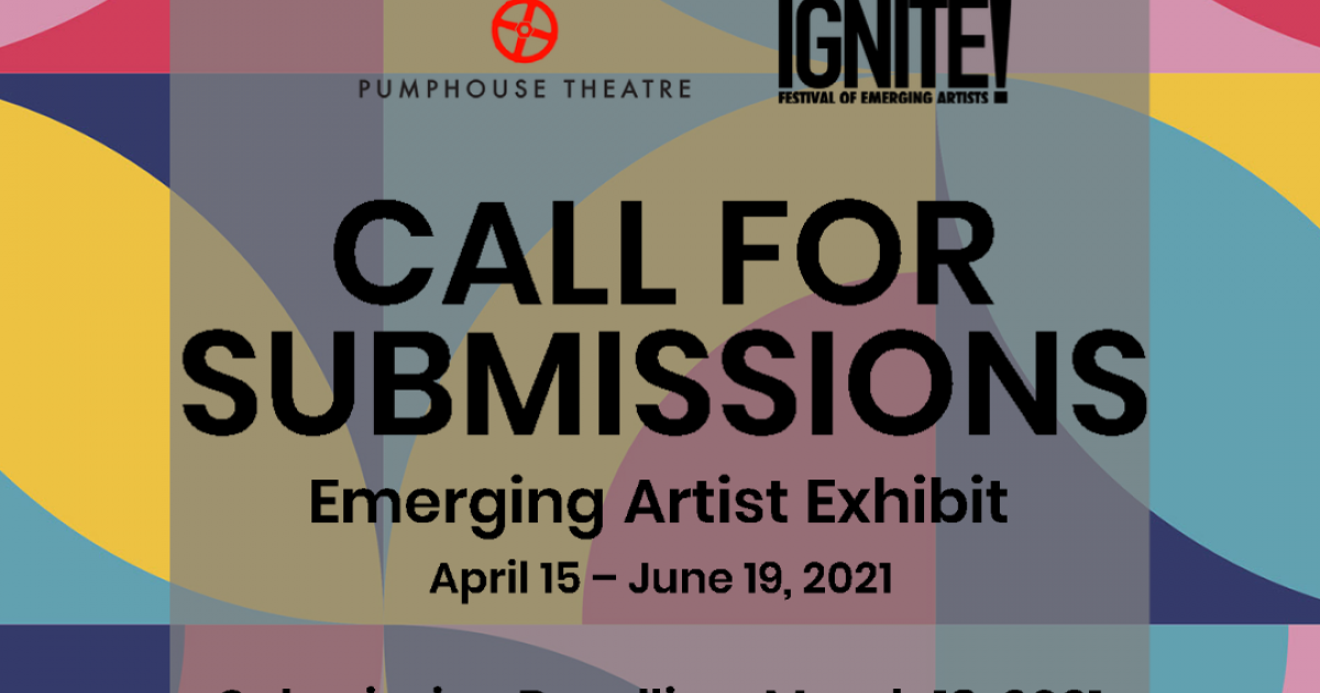 Link to Call for Visual Art Submissions: Emerging Artist Exhibit