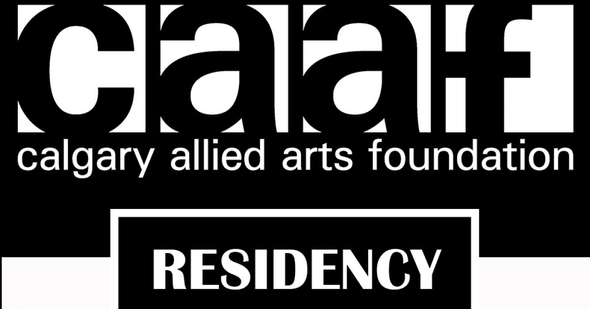 Link to Call for Applications | Calgary Allied Arts Foundation (CAAF) 2021 Studio Residency