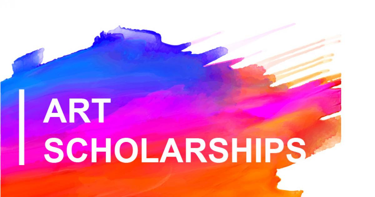 Link to Scholarship for Art Students