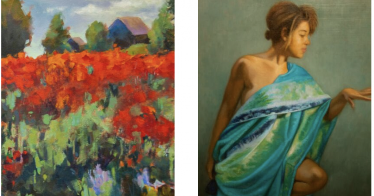 Link to New Exhibitions | 'In the Open Air' and 'ADAGIO' open at Leighton Art Centre