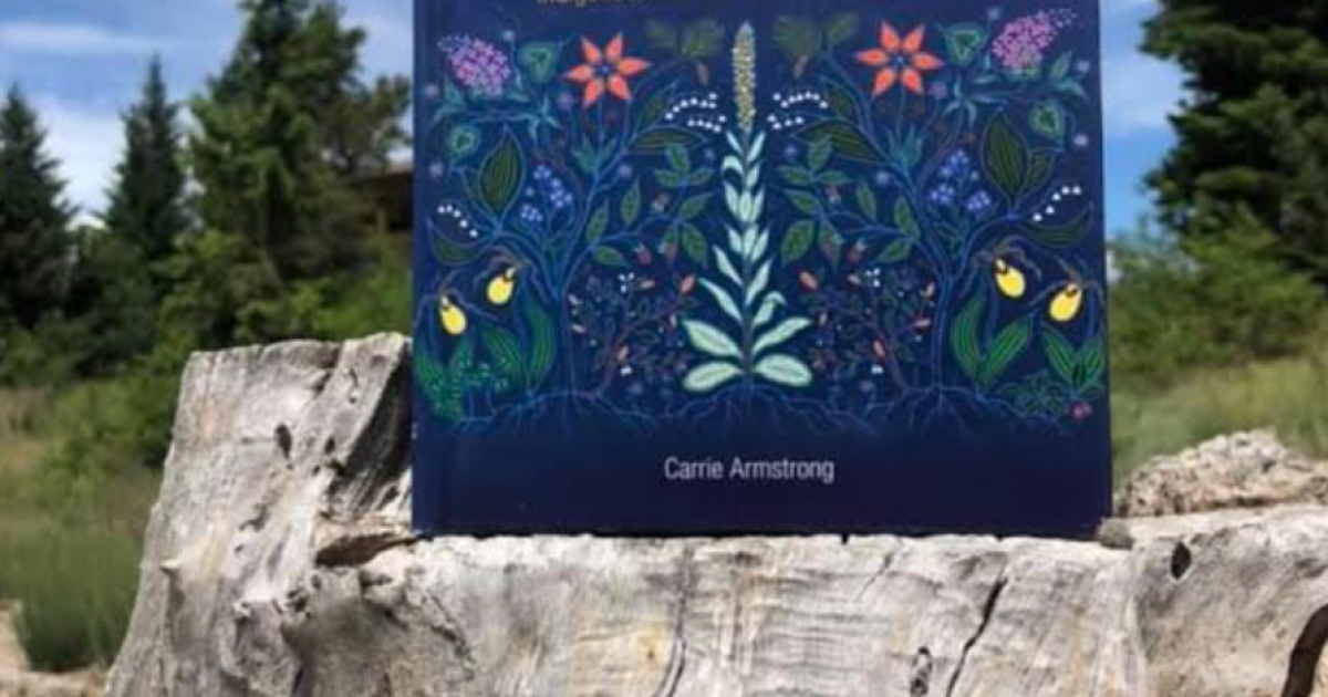 Reading, interview, and Q&A with Carrie Armstrong