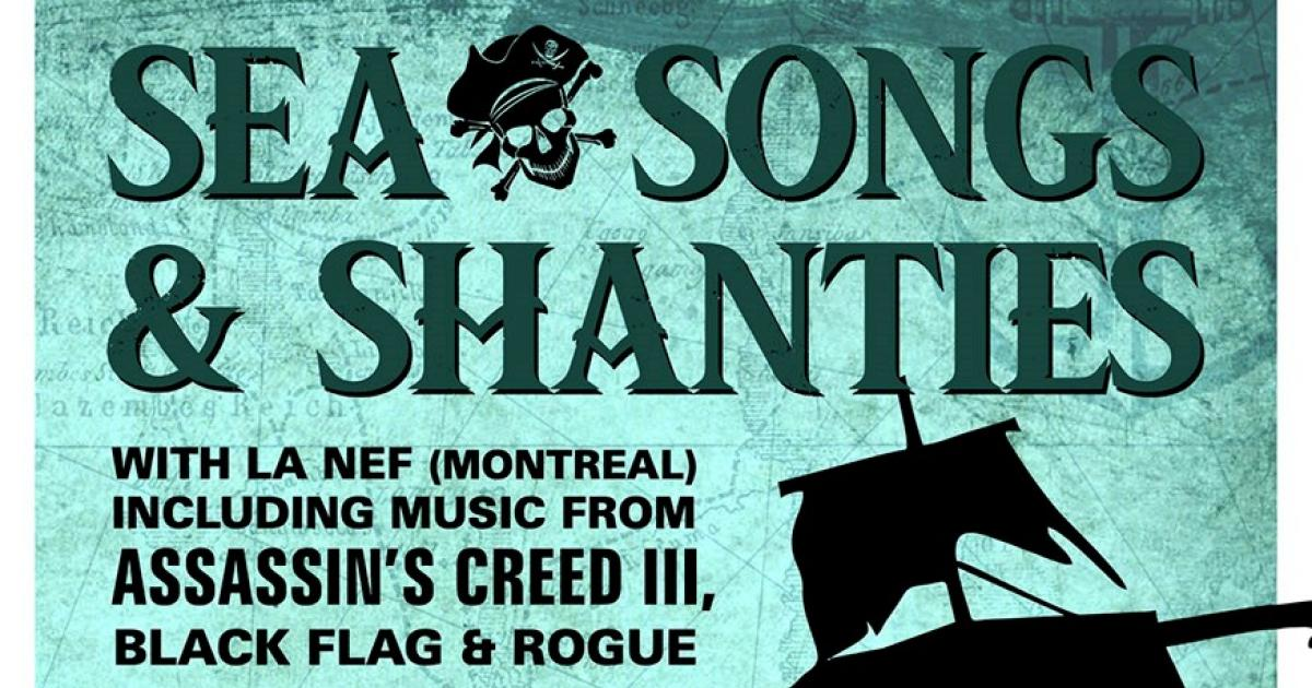 Link to Concert | Early Music Voices presents: Sea Songs and Shanties