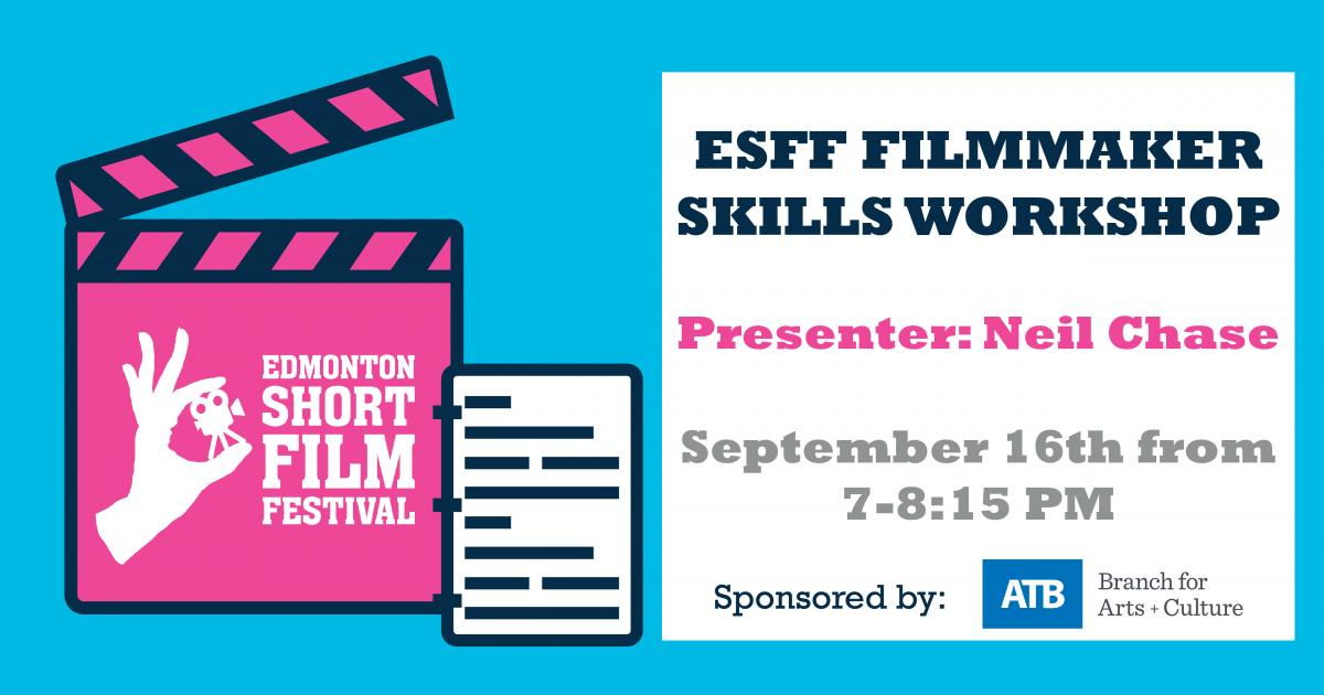 Virtual Filmmakers Skills Workshop: Screenwriting with Neil Chase