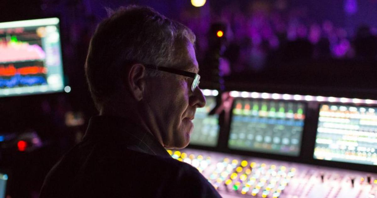 Link to Sound Mixing Workflows for the Digital Era with Robert Scovill