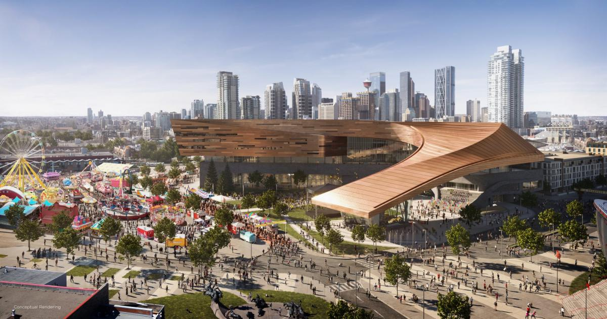 Link to Public Art - Request for Qualifications for the new BMO Convention Centre in Calgary