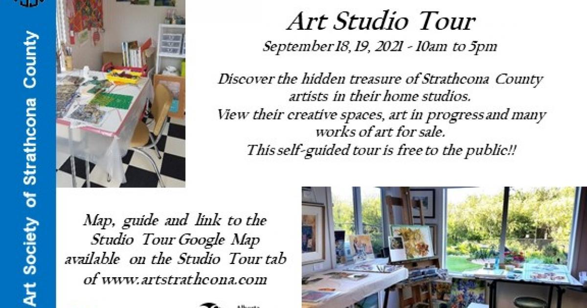 Hidden Treasures Art Studio Tour