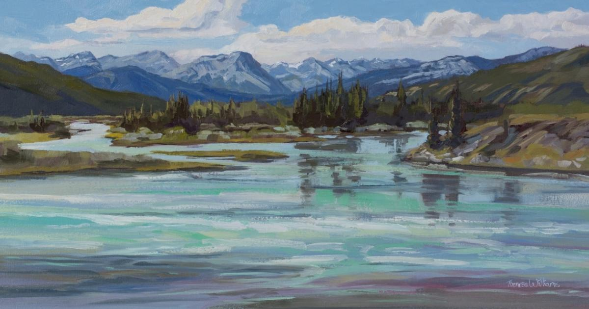 Link to Juried Plein Air Exhibition - Call For Submissions