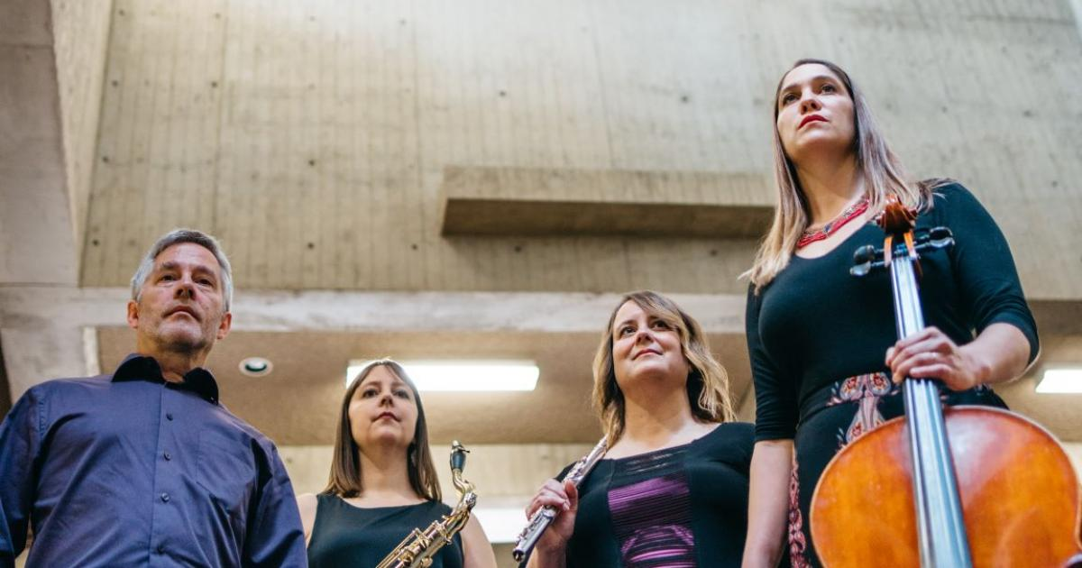 Link to New Music Edmonton Presents |  UltraViolet Ensemble with Jane Berry