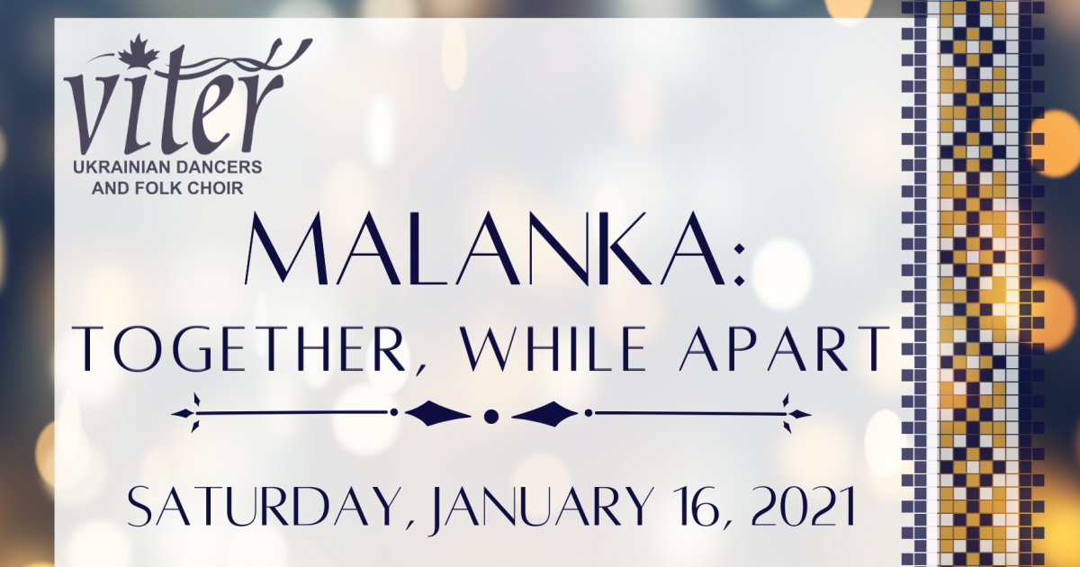 Link to Viter Malanka: Together, While Apart