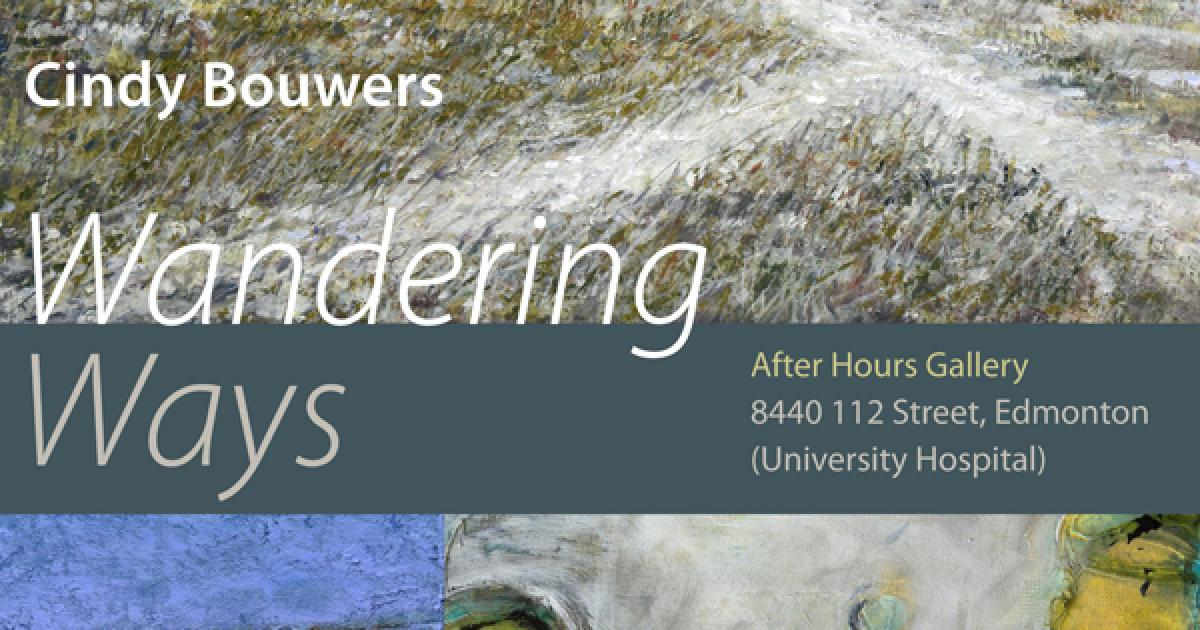 Link to New Exhibition | Wandering Ways