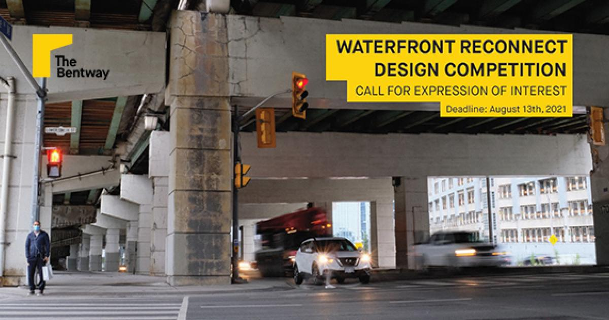 Link to OPEN CALL: Waterfront ReConnects Design Competition