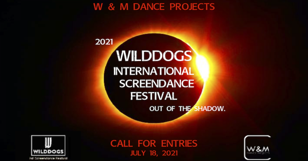 Link to Call for Entries | WildDogs International Screendance Festival