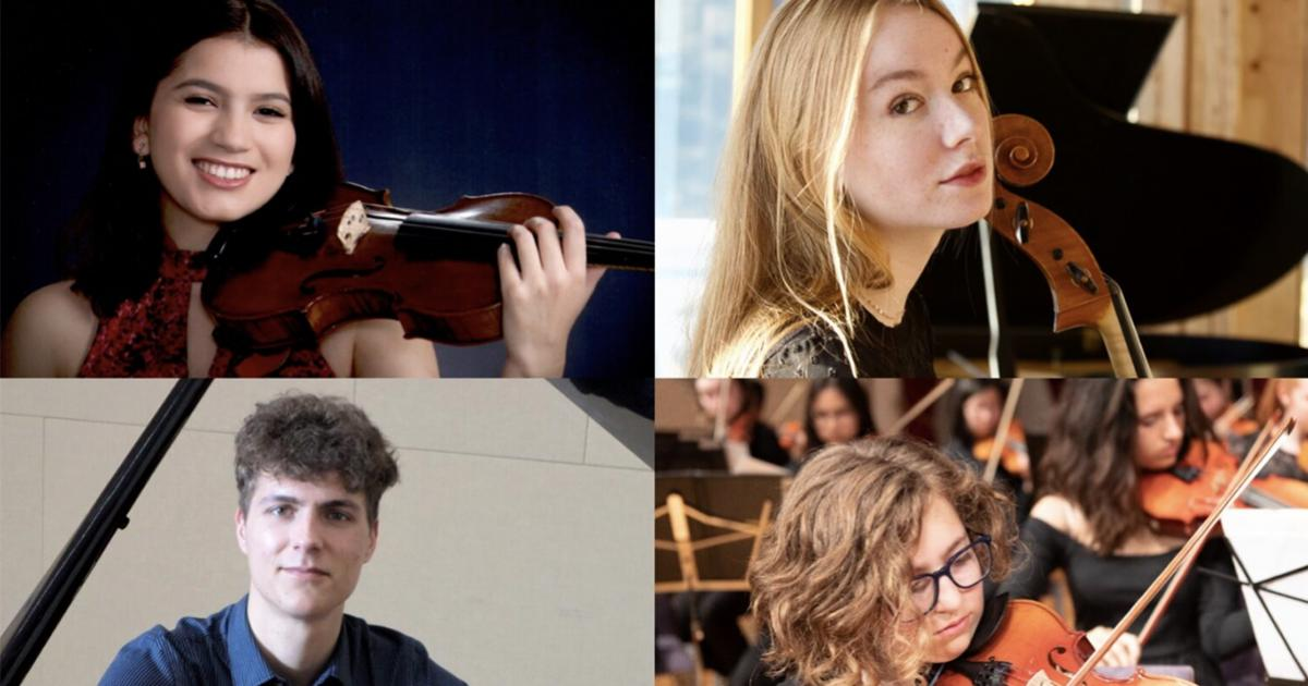 Link to Dick Matthews Young Artists Development Program Debut Concert