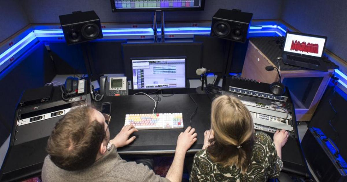 Link to Audio Post Production Practicum
