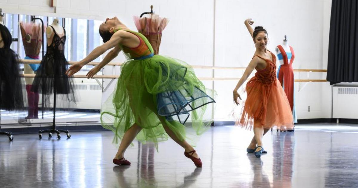 Link to Dance Artist in Residence | Performing Arts