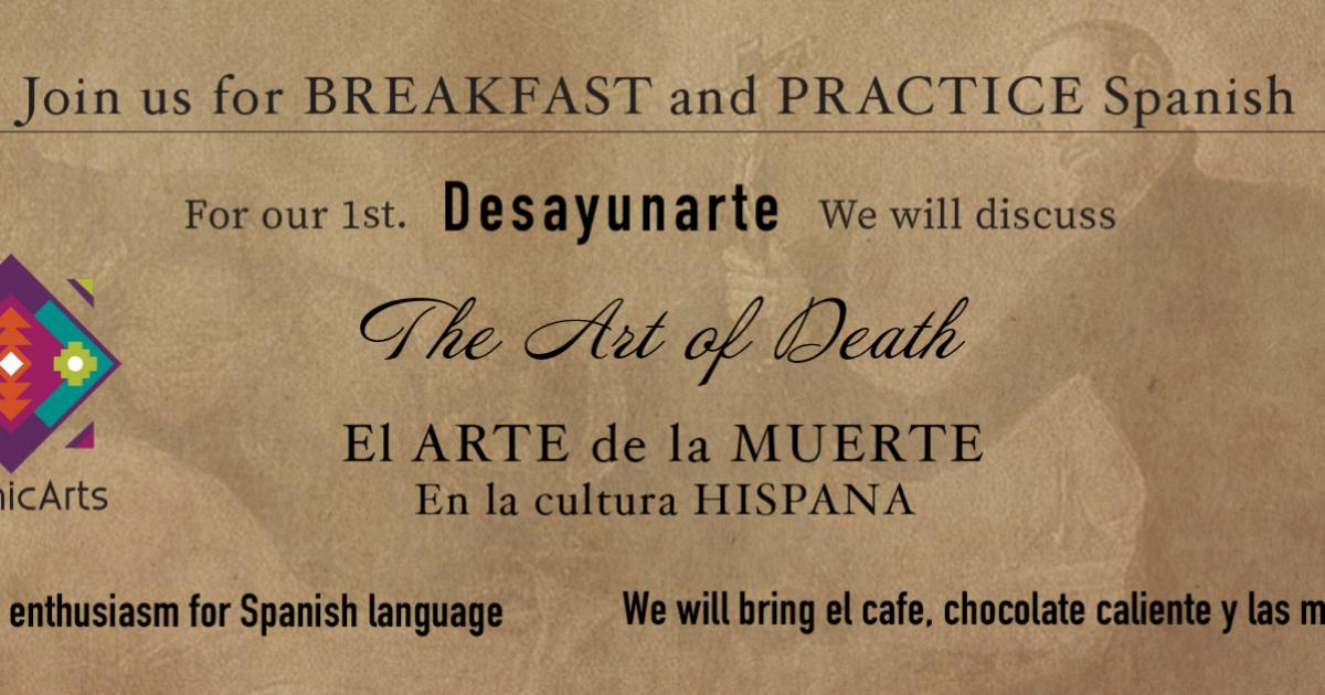 Link to Event | The Art of Death in the Hispanic Culture