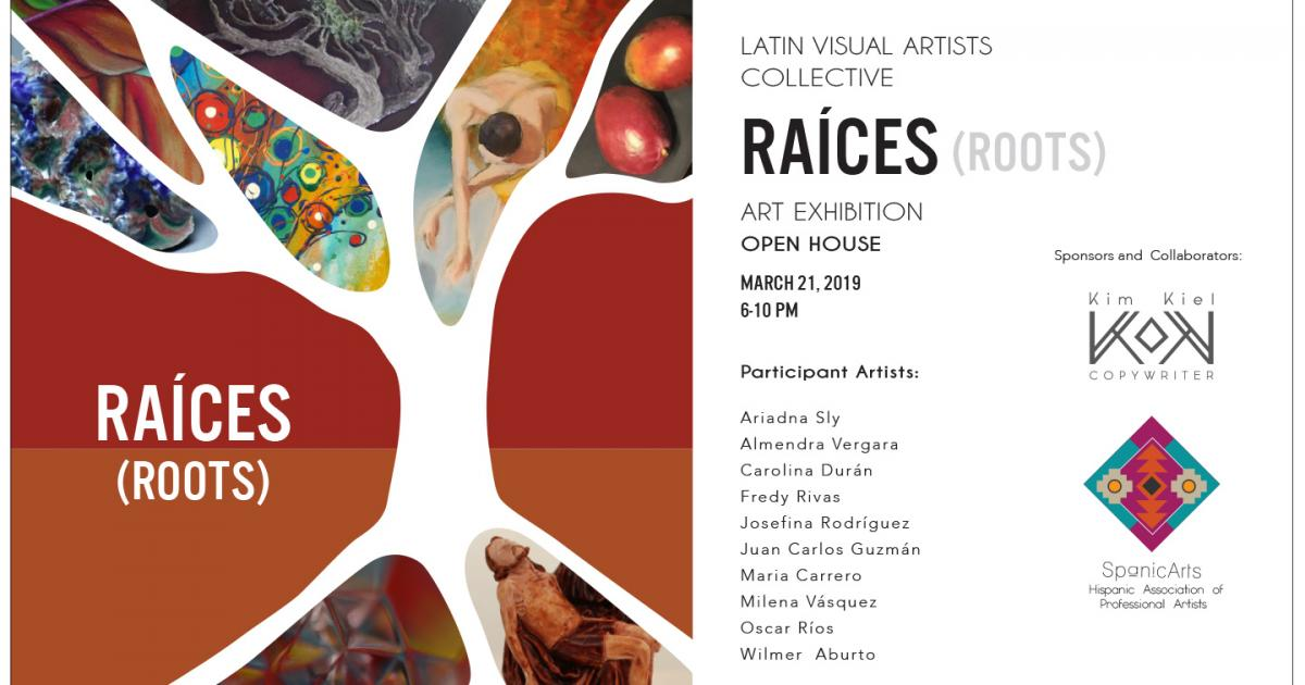 New Exhibition | Raíces