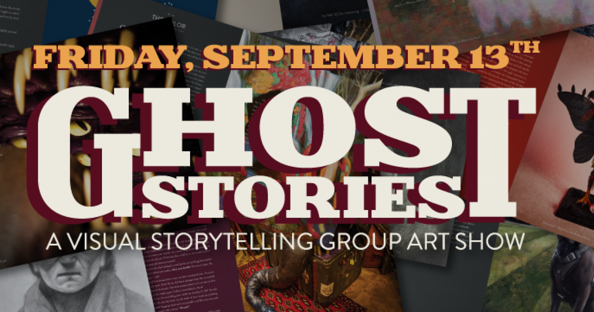 Group Art Exhibition | Ghost Stories YYC