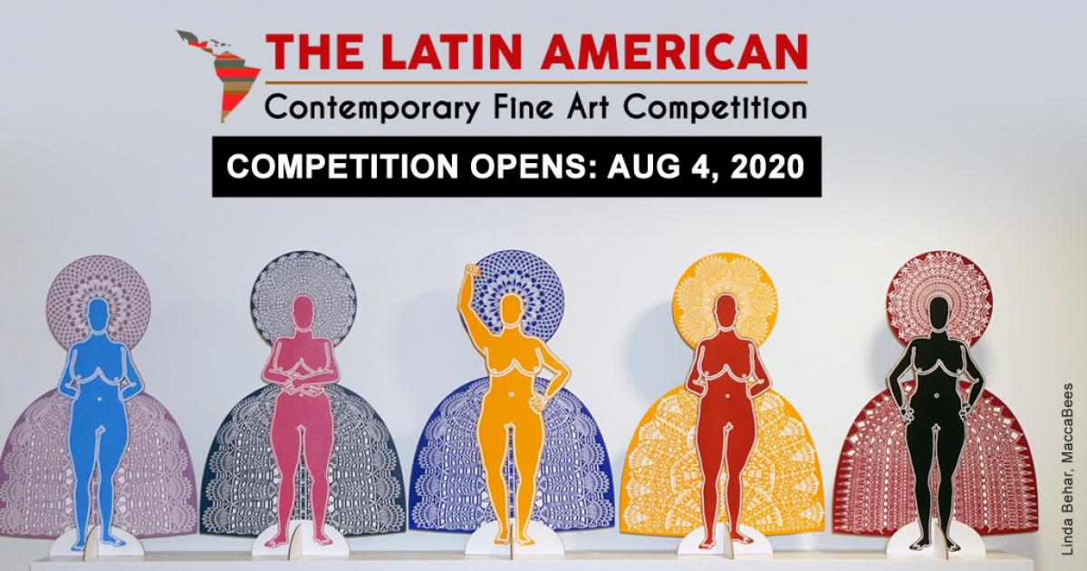 Link to The 3rd Latin American Contemporary Fine Art Competition