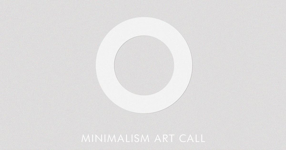Link to Call for Submissions | Minimalism
