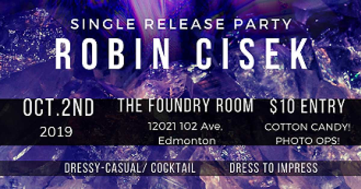 Link to Robin Cisek Music Release Party