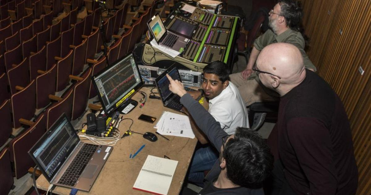 Link to Sound Technician Performing Arts Practicum