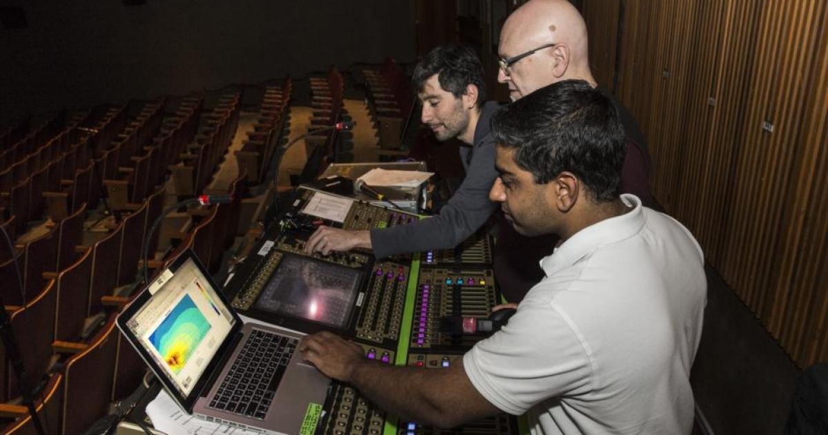 Link to Call for Submissions | Sound Technician Practicum at the Banff Centre
