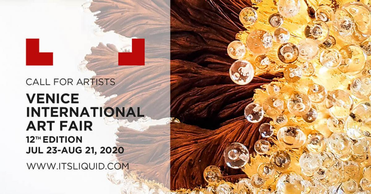 Link to CALL FOR ARTISTS | VENICE INTERNATIONAL ART FAIR 2020