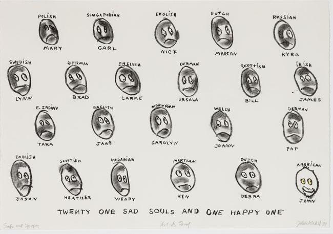 Sads and Happy
