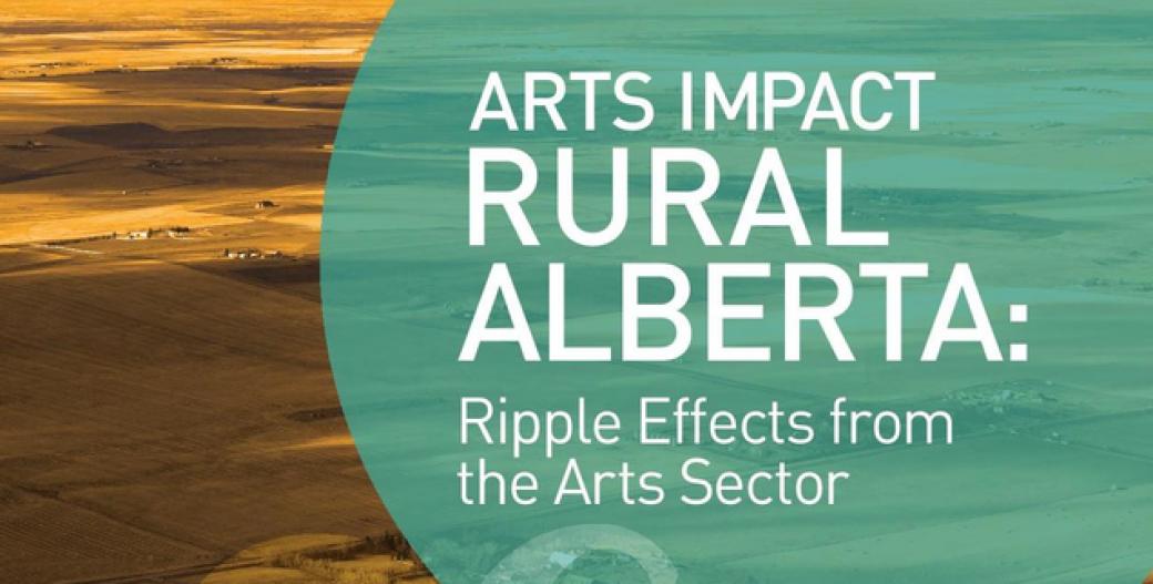 Arts Impact Rural Alberta