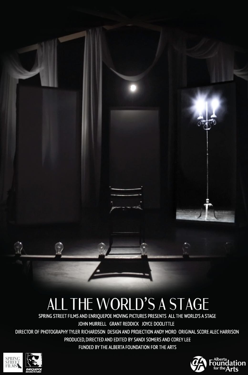 "AFA Commemorative Project ""All the World's a Stage"""