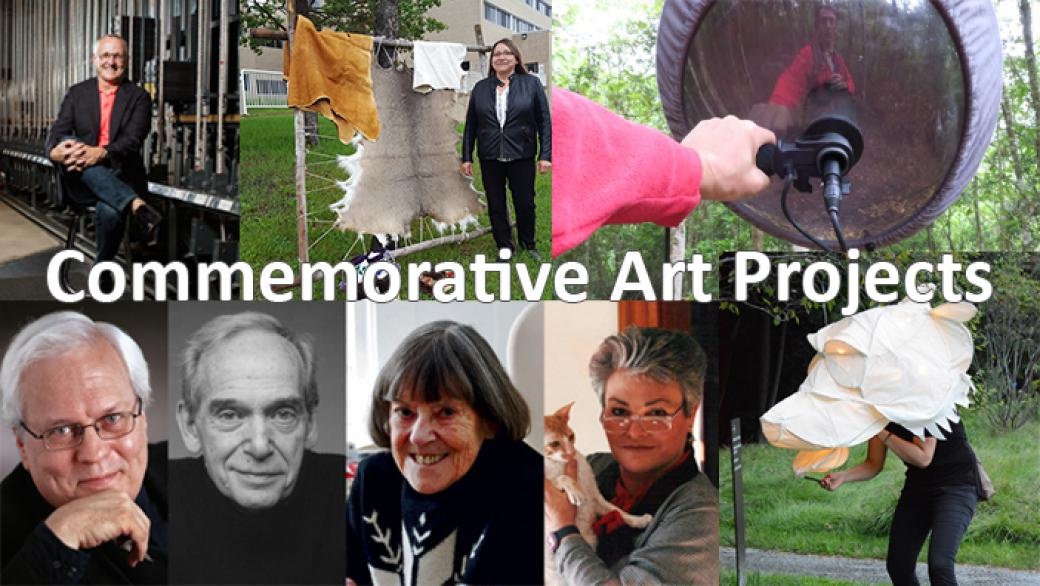 Announcing: Commemorative Art Projects