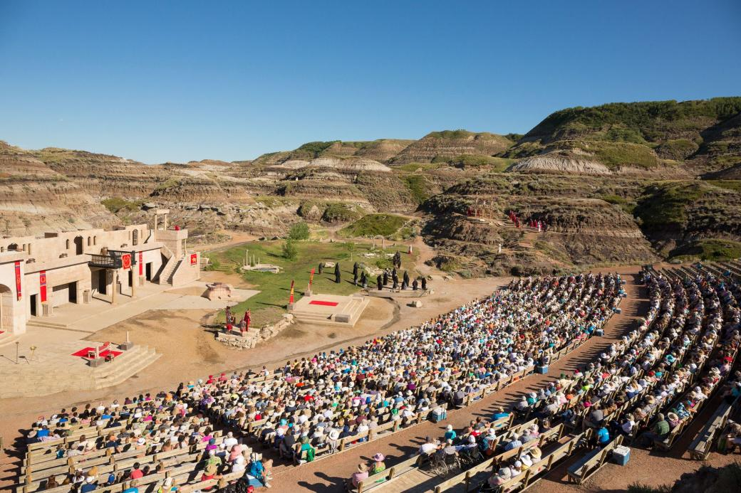 Job (Drumheller) Scenic Arts Assistant - Badlands Passion Play