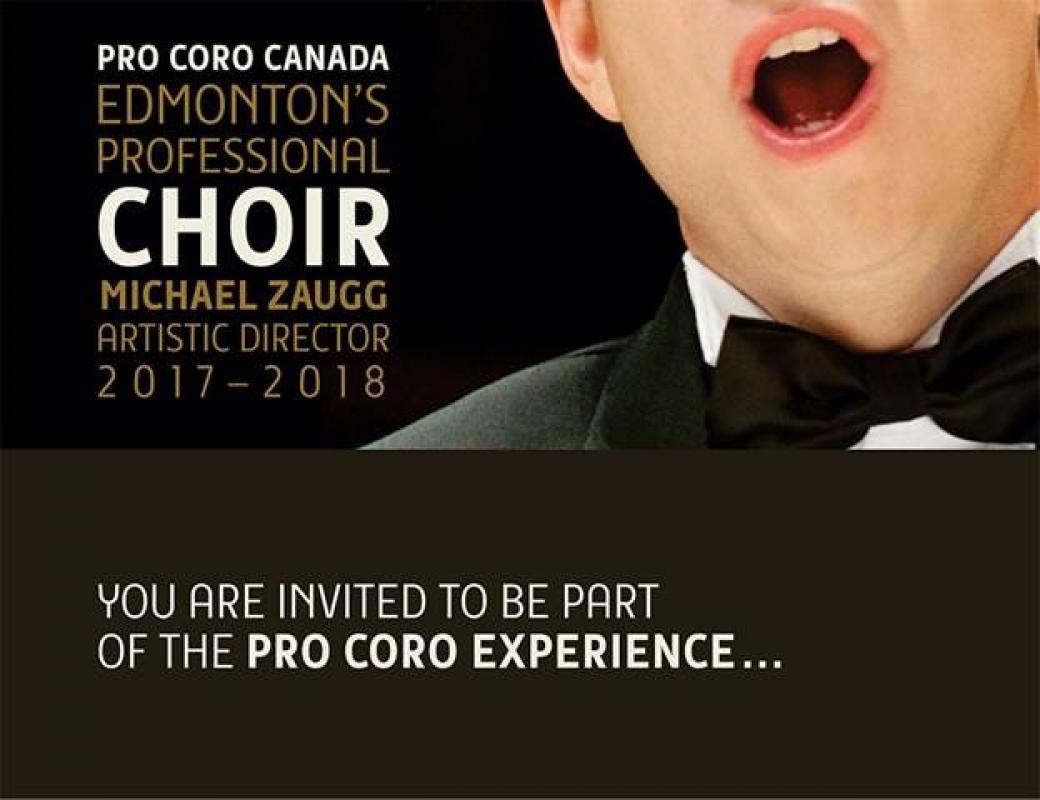 Pro Coro Canada is Hiring!