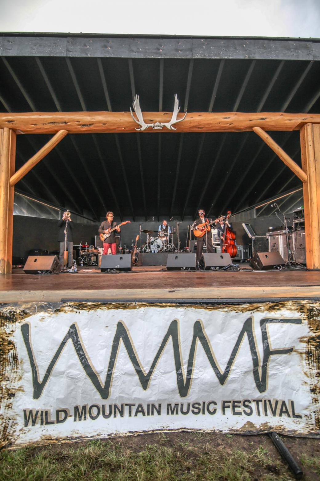 Wild Mountain Music Festival - Best Lineup in Alberta