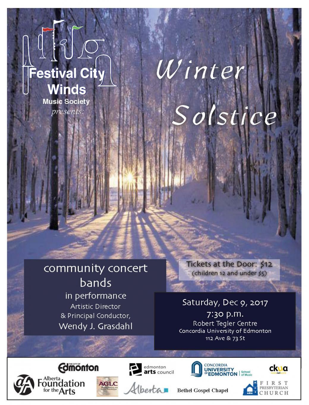 Festival City Winds - Winter Solstice