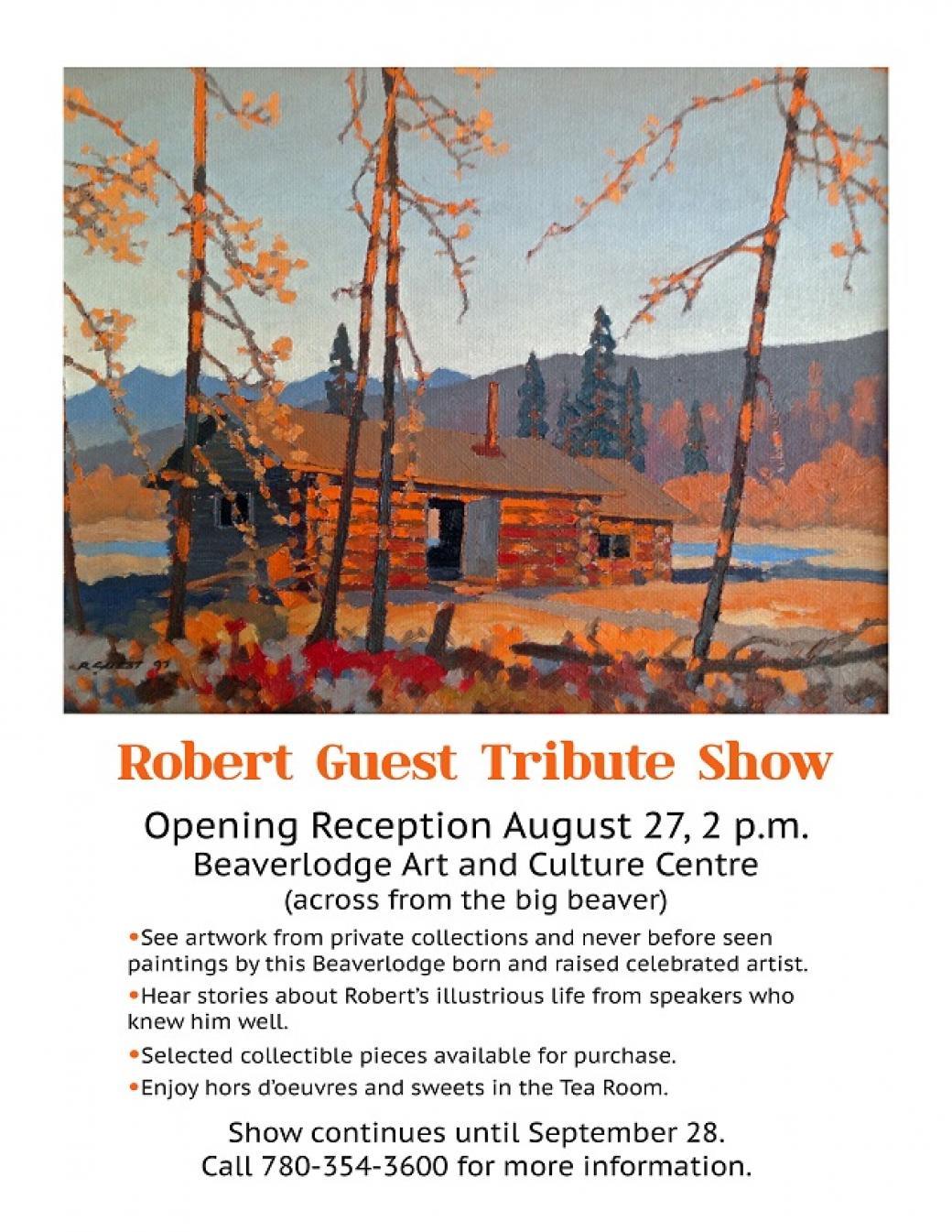 Robert Guest Tribute Show