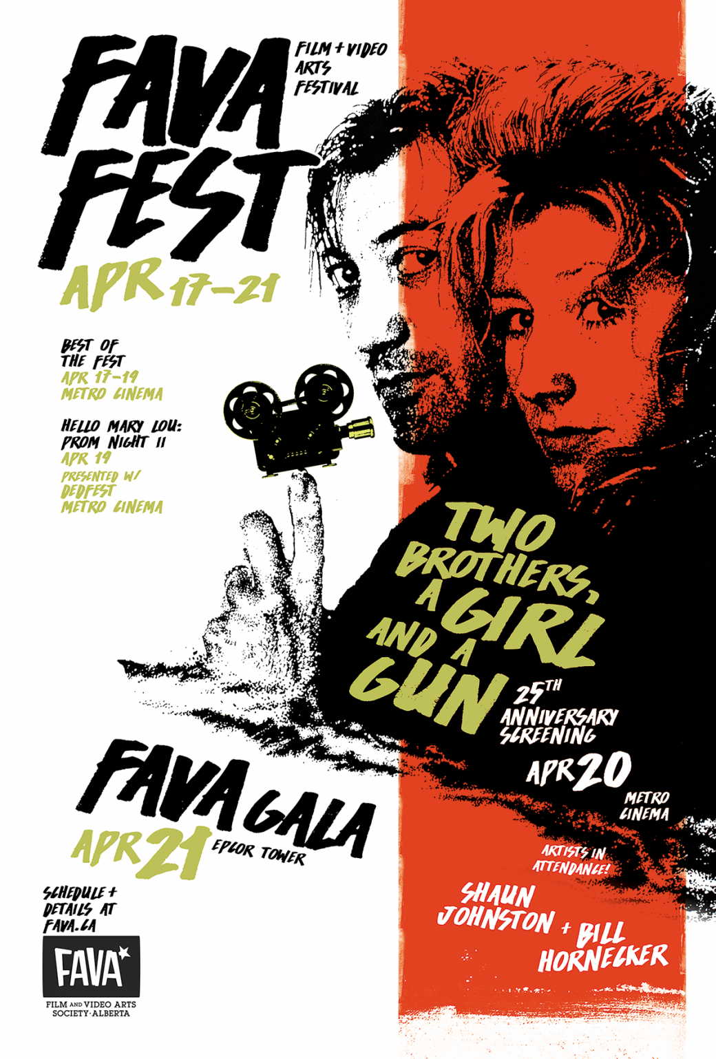 FAVA FEST: Film and Video Arts Festival