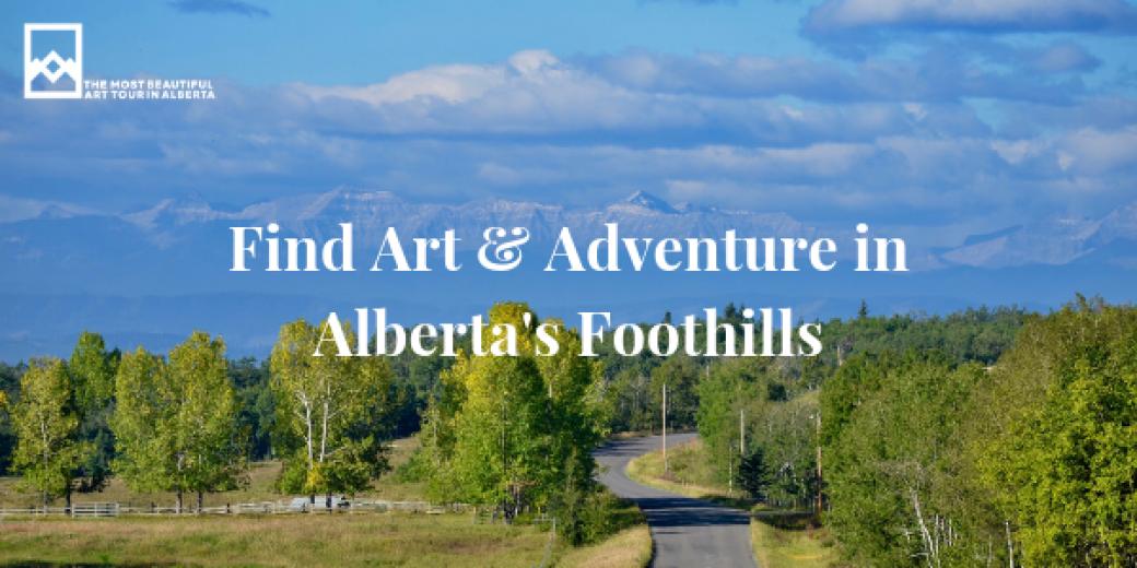 The Most Beautiful Art Tour in Alberta: Open Studio Event