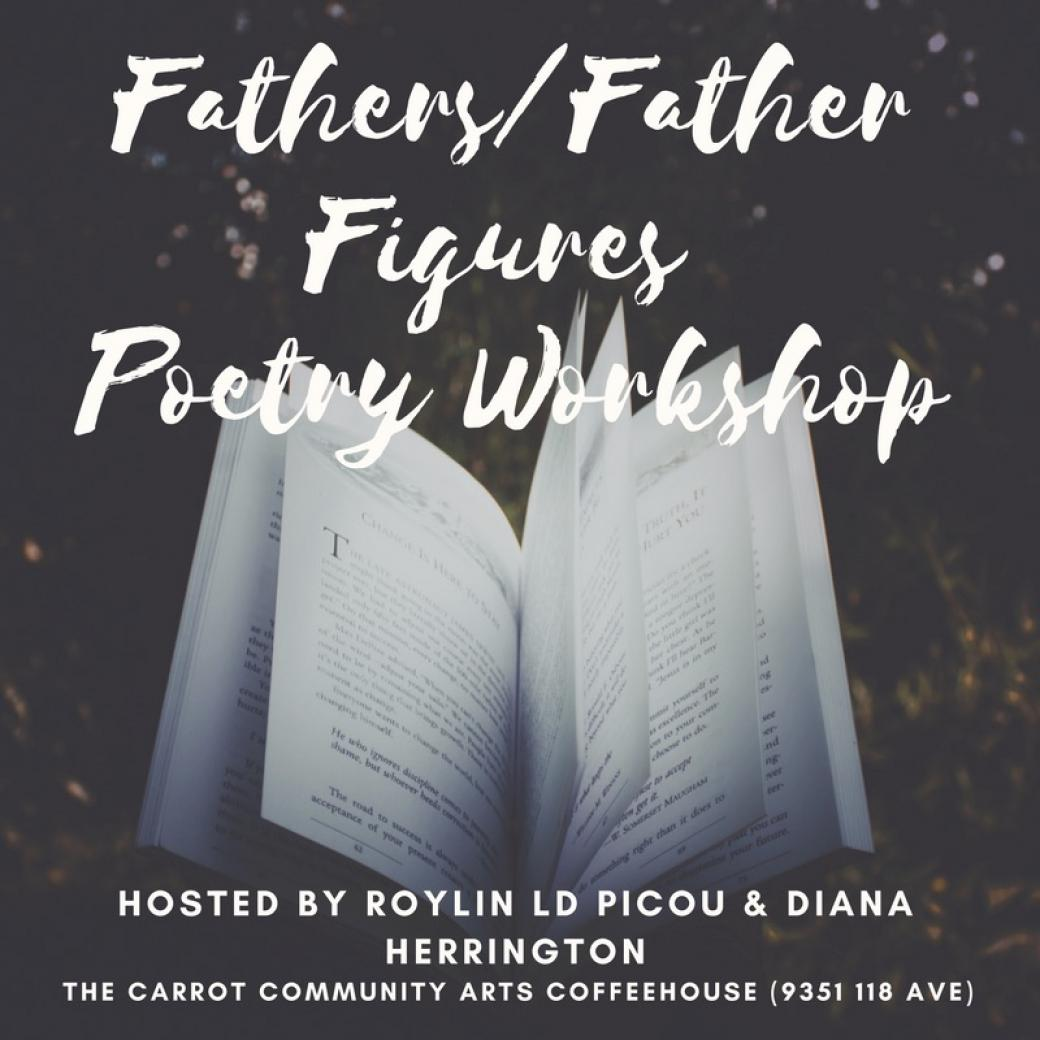 Fathers/Father Figures Poetry Workshop